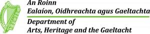 DAHG Logo Black Text